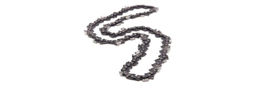 chaînes de tronçonneuse